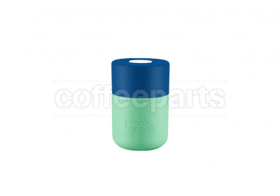 Frank Green Original SmartCup - 8oz / 230ml : Navy/Teal