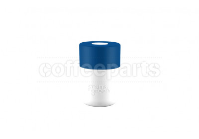 Frank Green Original SmartCup - 8oz / 230ml : Navy/White