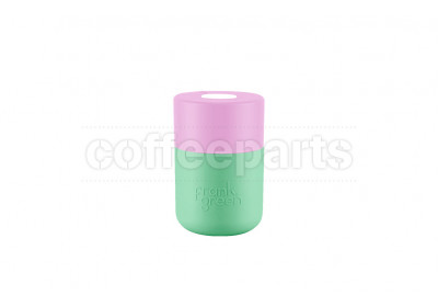 Frank Green Original SmartCup - 8oz / 230ml : Pink/Teal
