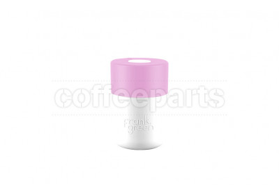 Frank Green Original SmartCup - 8oz / 230ml : Pink/White