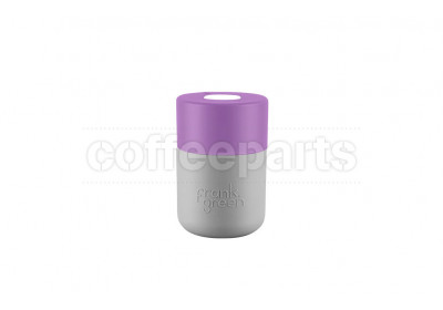 Frank Green Original SmartCup - 8oz / 230ml : Purple/Grey