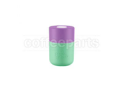 Frank Green Original SmartCup - 8oz / 230ml : Purple/Teal