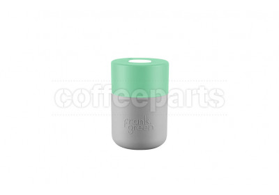 Frank Green Original SmartCup - 8oz / 230ml : Teal/Grey
