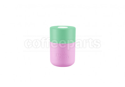 Frank Green Original SmartCup - 8oz / 230ml : Teal/Pink