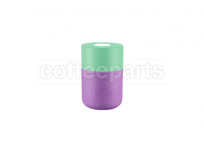 Frank Green Original SmartCup - 8oz / 230ml : Teal/Purple