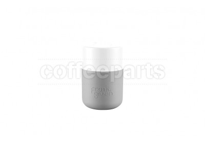 Frank Green Original SmartCup - 8oz / 230ml : White/Grey