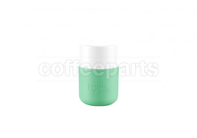 Frank Green Original SmartCup - 8oz / 230ml : White/Teal
