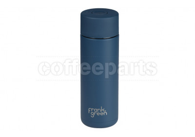 Frank Green Stainless Steel Reusable Bottle - 20oz / 595ml : Sailor Blue