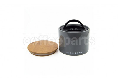 Airscape Small Ceramic Coffee Storage Vault : Grey