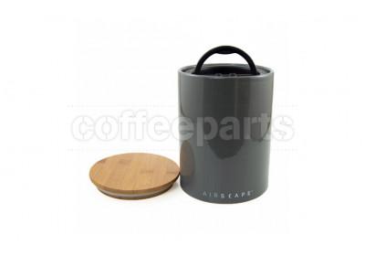 Airscape Medium Ceramic Coffee Storage Vault : Grey