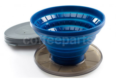 GSI Collapsible Java Drip : Blue