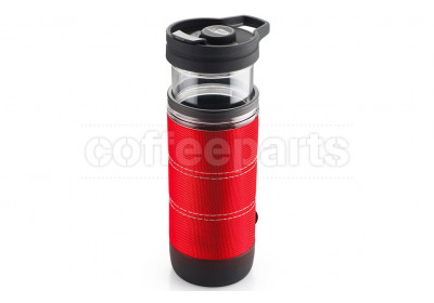 GSI 400ml Commuter Javapress : Red