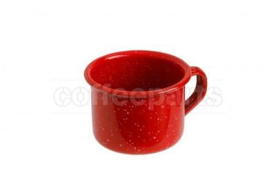 GSI Enamel Cup 4oz : Red
