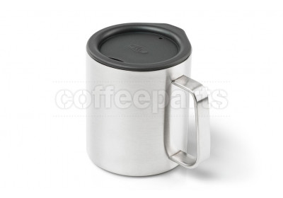 GSI Glacier 10oz Camp Cup : Stainless Steel