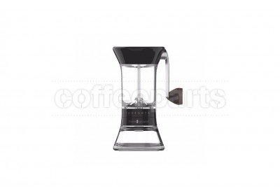 Handground Black Precision Portable Hand Coffee Grinder