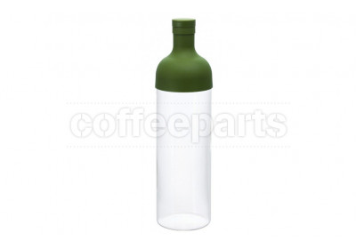 Hario Cold Filter Tea in a Bottle - Olive