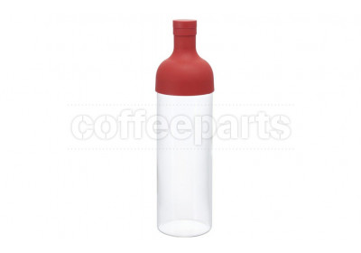 Hario Cold Filter Tea in a Bottle - Red