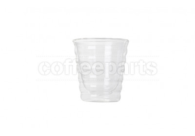 Hario 10oz V60 Ribbed/Double Wall Glass