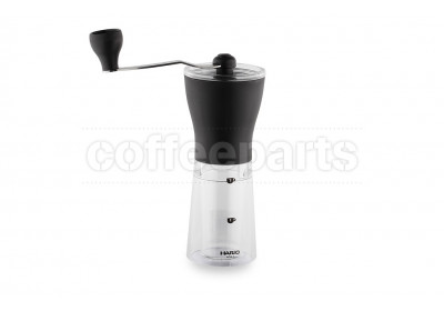 Hario Mini Mill Slim plastic coffee hand grinder