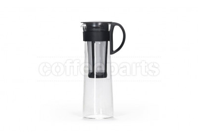 Hario Mizudashi 1lt Cold Brew Slow Coffee Pot : Black