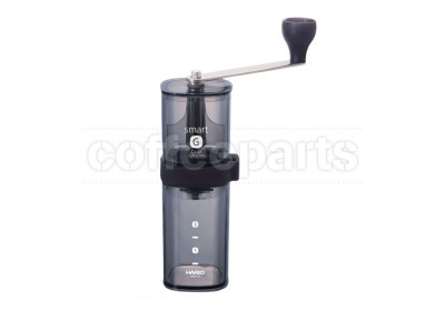 Hario Smart G Transparent Black Coffee Mill Hand Coffee Grinder