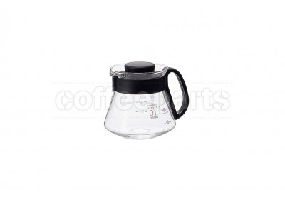 Hario 360ml V60 Black Range Server