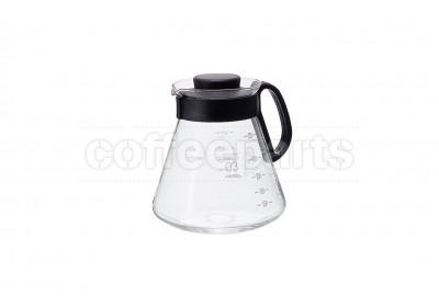 Hario 800ml V60 Black Range Server