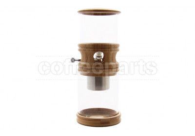 Tiamo Small Coffee Cold Drip with Bambo Frame - HG6329
