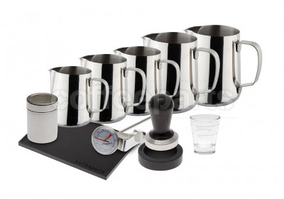 Coffee Parts Cafe Barista Kit with 53mm Coffee Tamper
