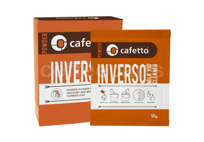 Cafetto Inverso for Cleaning Stainless 3 x 50g Packs