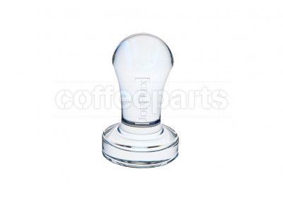 Joe Frex 58mm Crystal Clear Glass Tamper