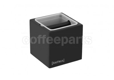 Joe Frex Black Classic Home Coffee Grounds Knock Box