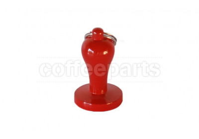 Joe Frex Tamper keyring - Red
