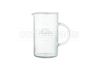 Kalita 500ml Filter Coffee Jug (Glass Handle)