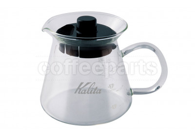 Kalita 300ml Filter Coffee Server G (Glass Handle)