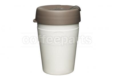 KeepCup Thermal - 12oz / 340ml: Latte (Light Brown)