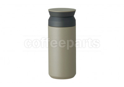 Kinto Travel Tumbler 350ml : Khaki