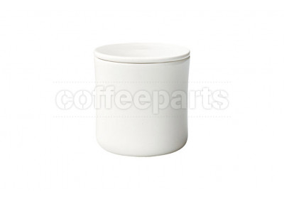 Kinto 600ml Coffee Cannister : White