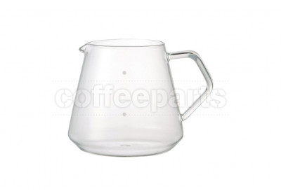 Kinto 600ml Angled Coffee Jug Server
