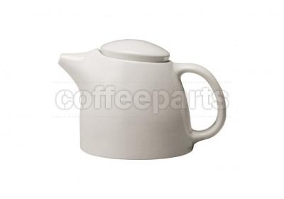 Kinto Topo Porcelain Teapot 400ml : White