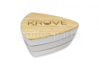 Kruve Silver Ground Coffee Sifter with 6 Sieves