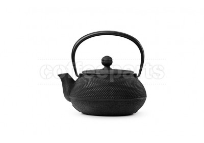 Black Hobnail Cast Iron Teapot 650ml