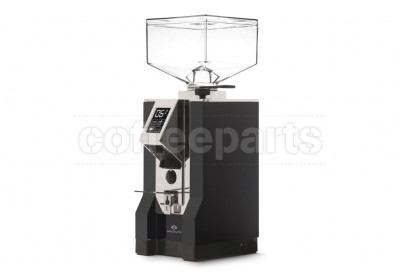 Eureka Specialita 55 Espresso Coffee Grinder: Black/Chrome