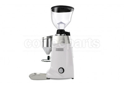 Mazzer Robur S Electronic Coffee Grinder: Pure White