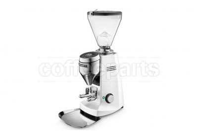 Mazzer Super Jolly V Pro Electronic Coffee Grinder: White