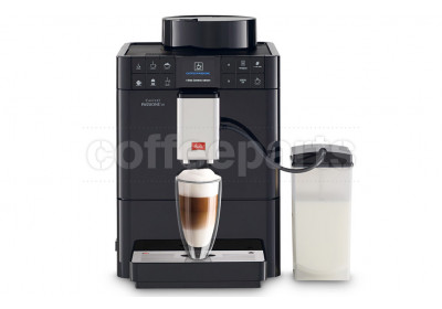 Melitta Passione One Touch Fully Automatic Coffee Machine: Black