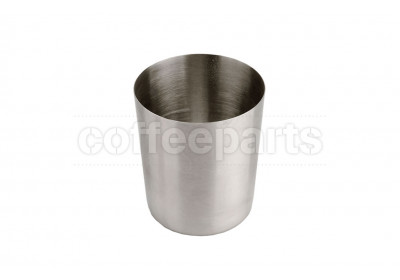 Stainless steel dosing cup for Mahlkoenig EK43
