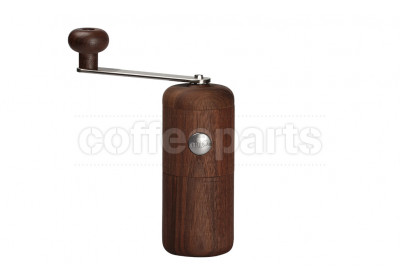 Milco Japanese Walnut Wood Doube Hand Coffee Grinder