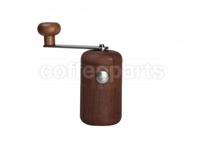 Milco Japanese Walnut Wood Solo Hand Coffee Grinder