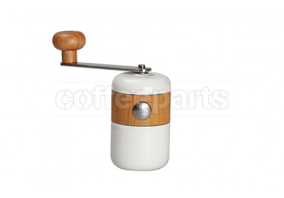 Milco Japanese White Solo Hand Coffee Grinder